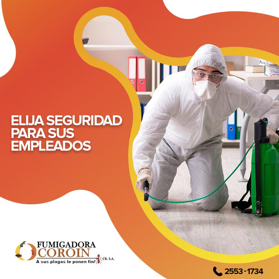FUMIGADORA COROIN - MANTENIMIENTO DE CASAS Y EDIFICIOS