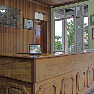 SAN BOSCO INN - HOTELES
