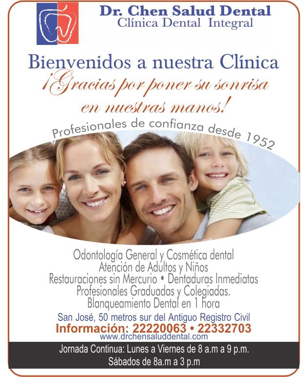 CLINICA DENTAL DR. CHEN - DENTISTAS